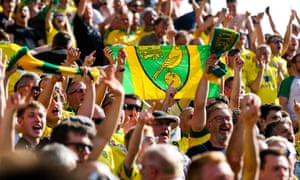 Norwich are heading back to the Premier League after three seasons in the Championship.