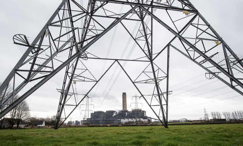 Longannet power station in Scotland closure