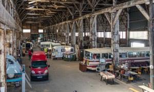 Garage Moderne, Bordeaux