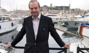 Guy Hamilton at the Cannes Film festival, France, in 2005.