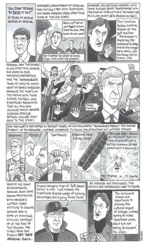 Illustration: David Squires for the Guardian