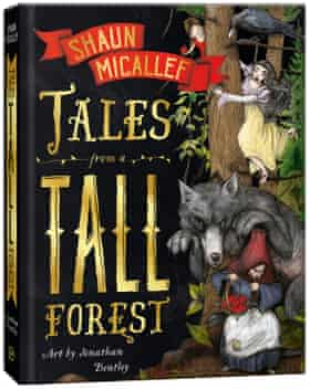 Cover image - Tales From a Tall Forest - Shaun Micallef