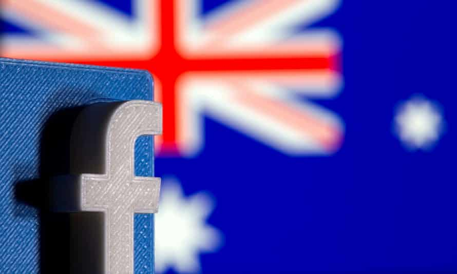 The EU drafted a copyright directive before Australia took action on Facebook.