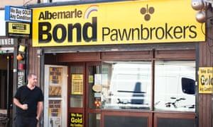 Albemarle & Bond shop in Oxford