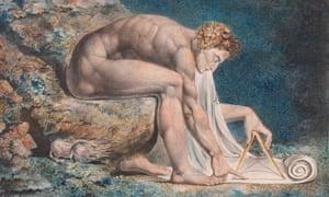 William Blake's Newton 1795