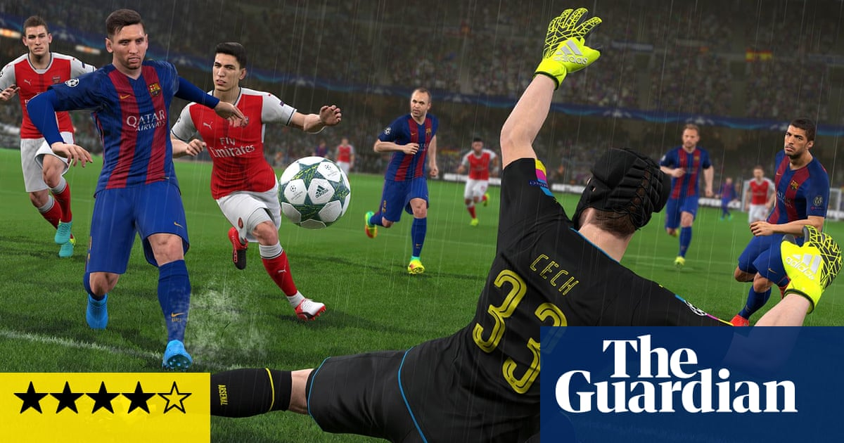 43ba02529f Pro Evolution Soccer 2017 review  the plucky underdog does it again ...