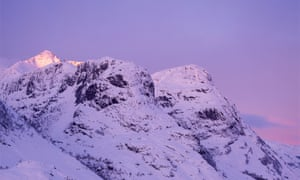 The climbers were found on Stob Coire nam Beith, a subsidiary summit of Bidean nam Bian in Glencoe.