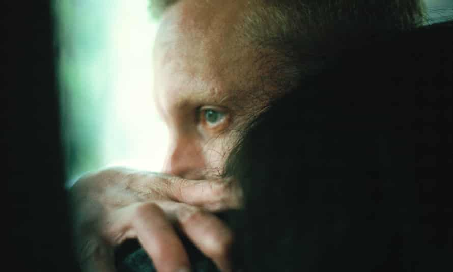Us Among the Stones Press publicity film still Laurence Fox as Owen