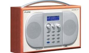 A Pure digital radio