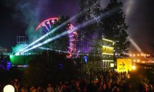 Electric Castle Festival.