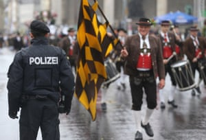 The 2016 Oktoberfest is taking place under heightened security due to fears over international terrorism