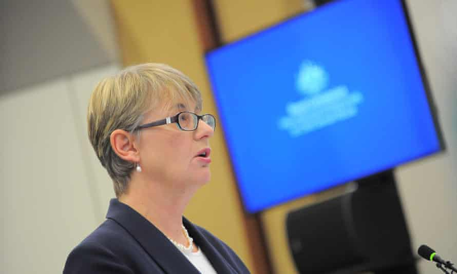 The counsel assisting the royal commission, Gail Furness
