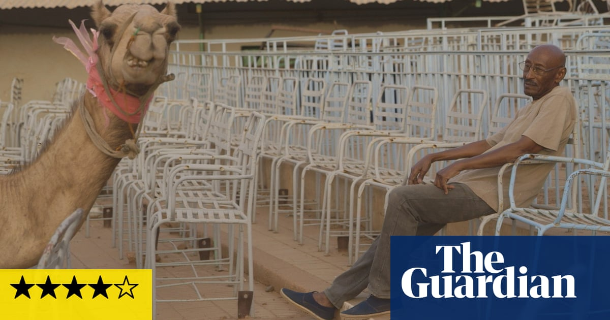 Talking About Trees review – how the lights went out in Sudans cinemas