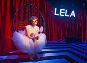 Katie West in Lela & Co.