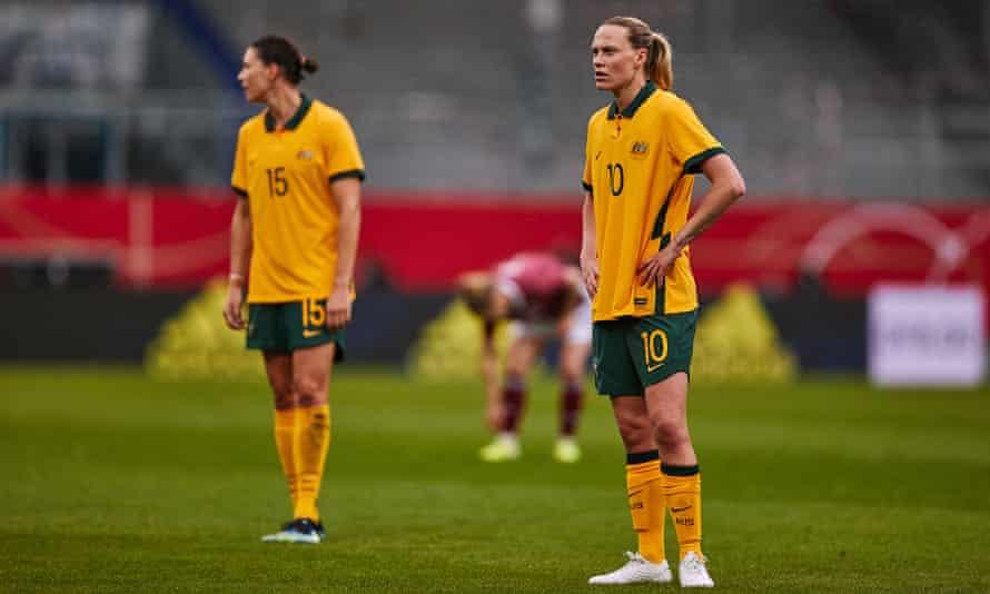 Emily Van Egmond of Australia