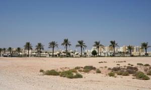The Cuban hospital in Qatar