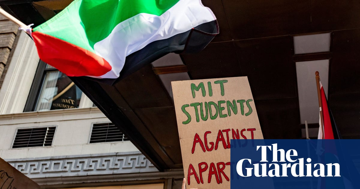 US campuses become a growing front in Israeli-Palestinian conflict