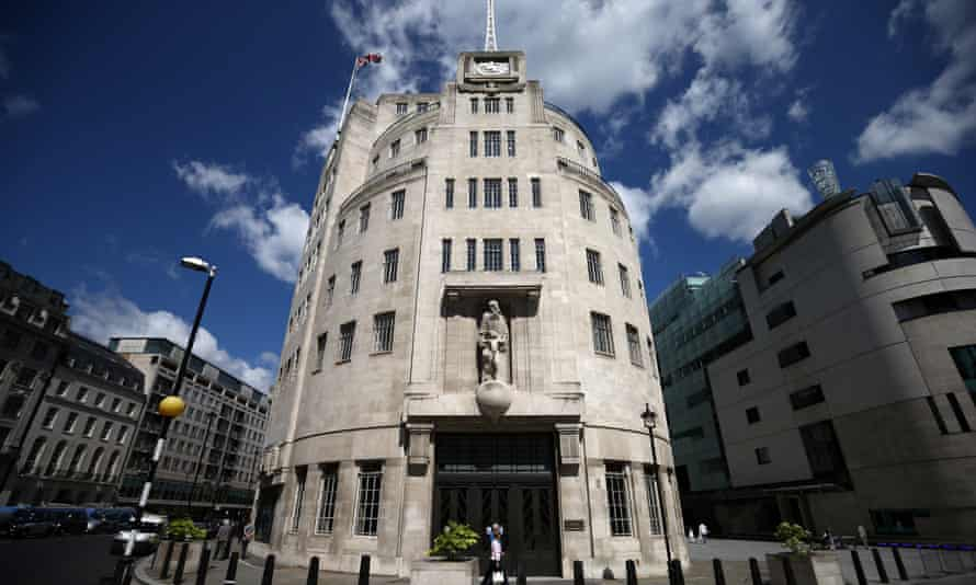 'The Brexit and Bremain navies have already fired warning salvoes across the bows of the battleship-like Broadcasting House.'