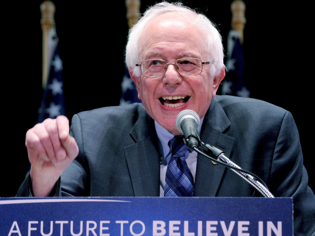 Bernie Sanders has a problem sometimes greed is good   Bernie ...