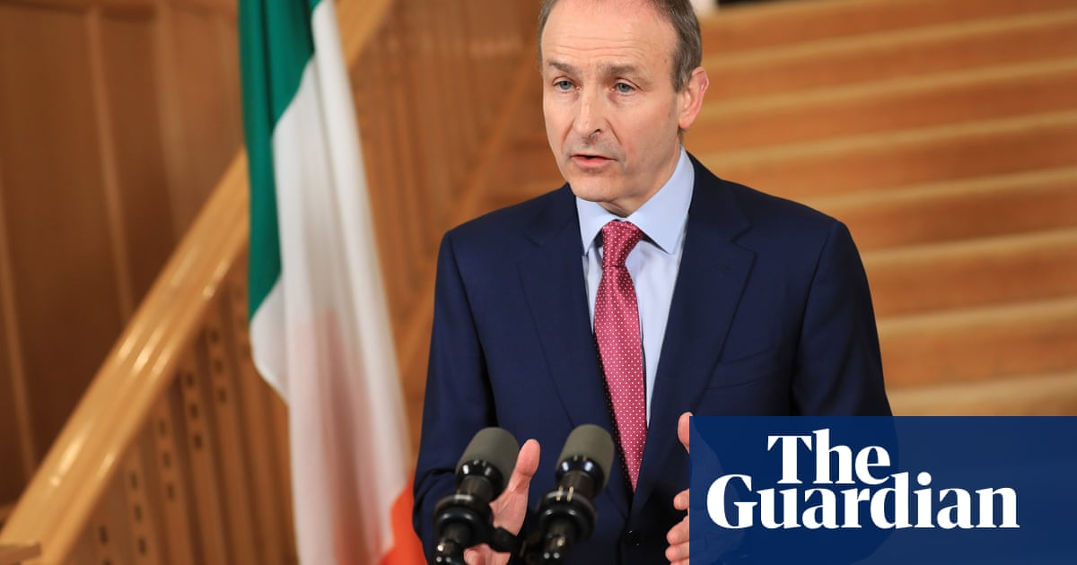 Ireland reaches milestone of half a million Covid vaccinations - the guardian