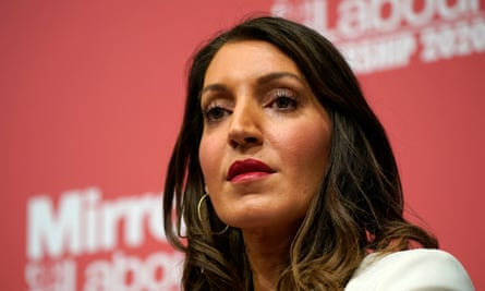 Dr Rosena Allin-Khan, MP for Tooting.