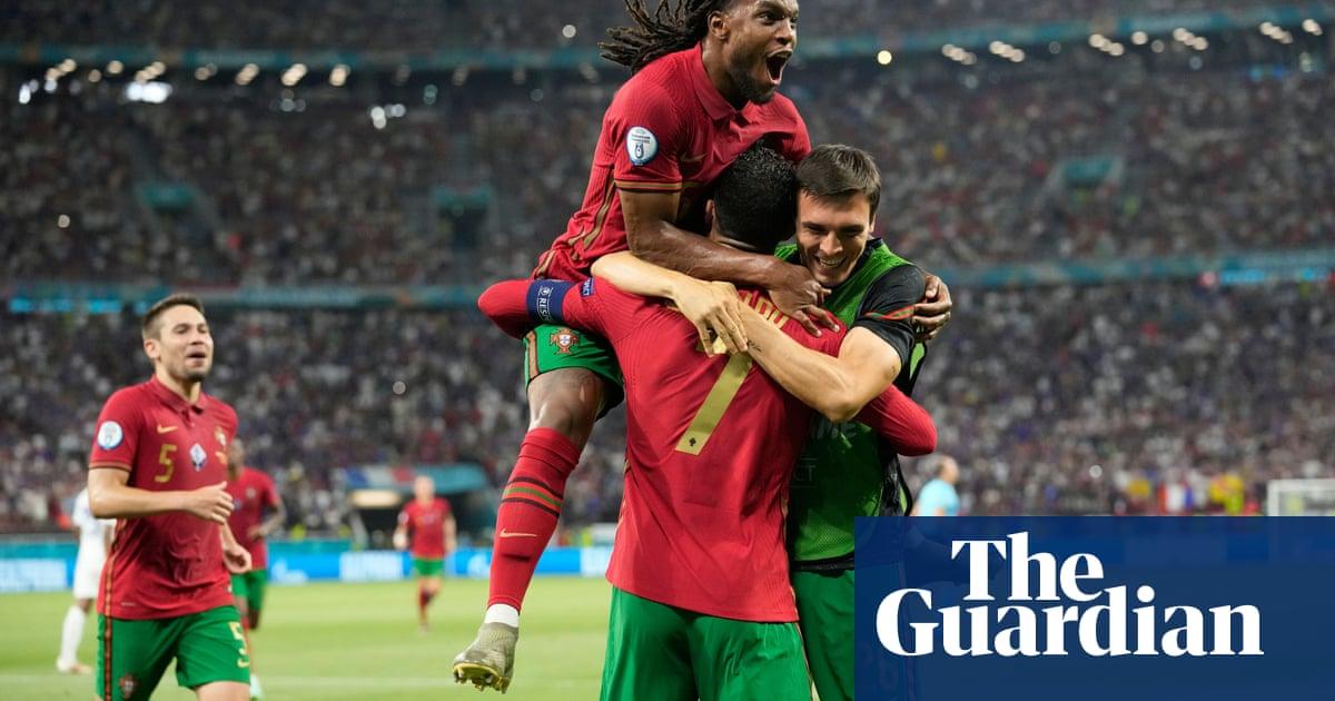 Renato Sanches takes centre stage to give Portugal new vigour