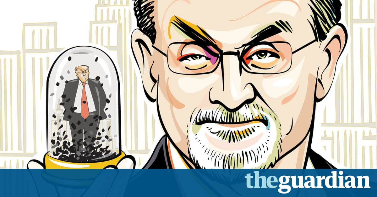 Salman Rushdie: 'A lot of what Trump unleashed was there anyway'