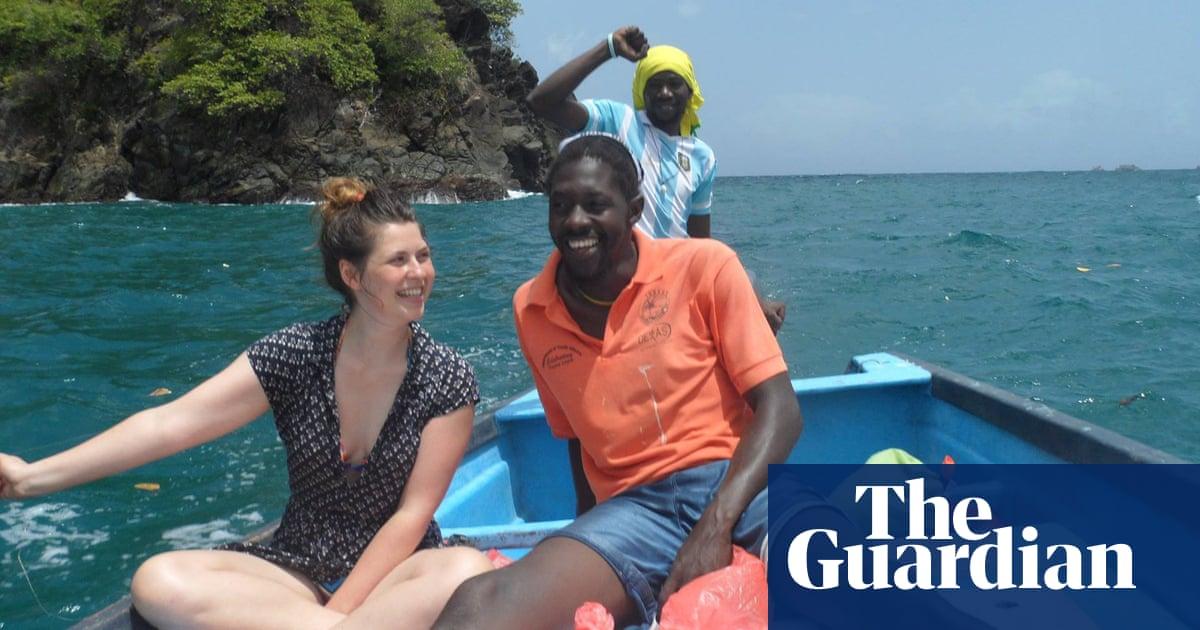 How we met: 'When he got through passport control, I was deliriously happy'