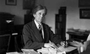 Ethel Mary Smyth, circa 1925.