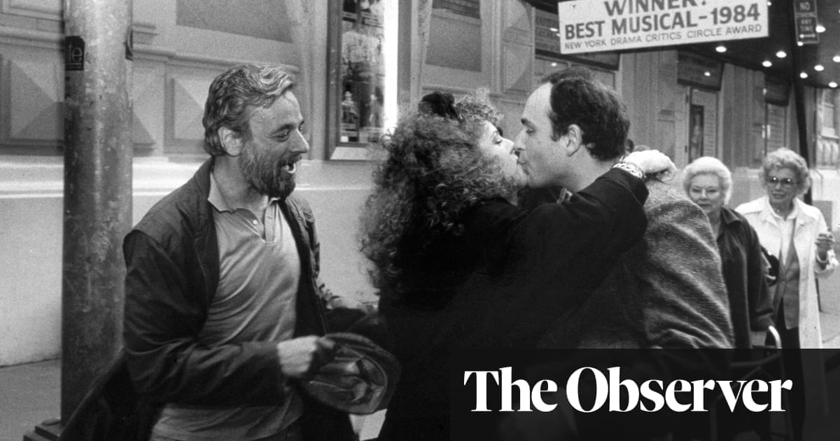 Putting It Together review – how Sondheim's Sunday in the Park With George was born