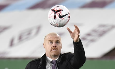 Sean Dyche took a dim view of Premier League clubs being pressured into bailing out their poorer counterparts. 'Do the restaurants who are surviving look after the ones who are not?' he said.