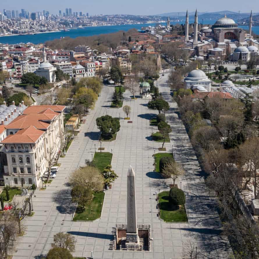 Obelix van Thoetmosis III, Hippodrome, Istanbul, Turkije.