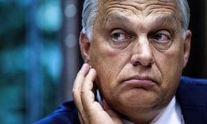 Viktor Orbán, Hungary's prime minister