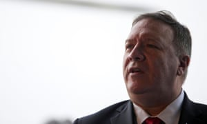 Most interviews Pompeo gives are to conservative or evangelical Christian media or outlets from his home state of Kansas, where the tone of questioning tends towards the reverential and supportive.