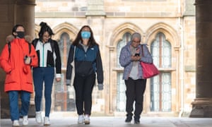 Fewer international students are expected to choose to study in the UK this autumn.