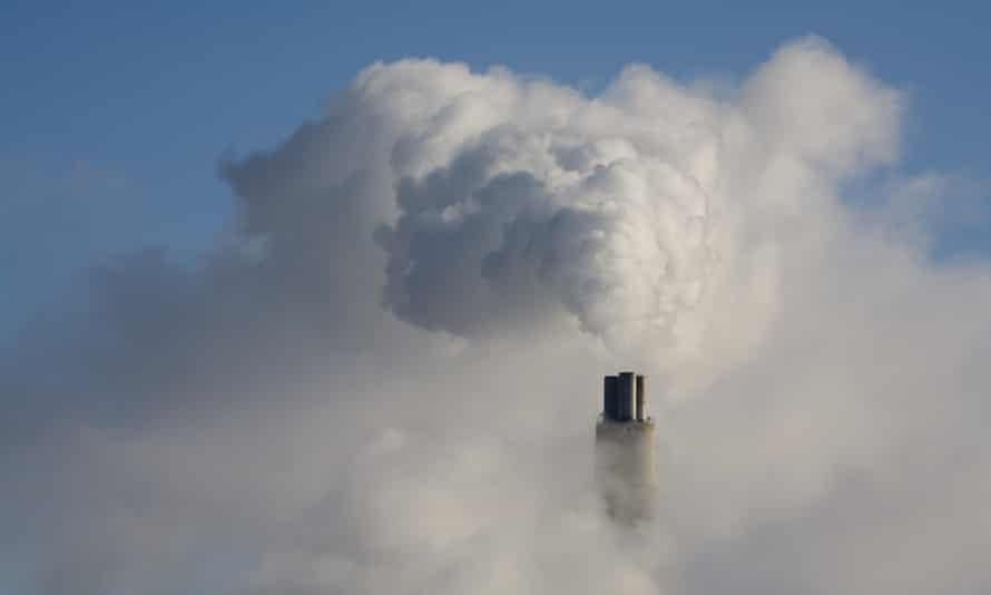 An incinerator