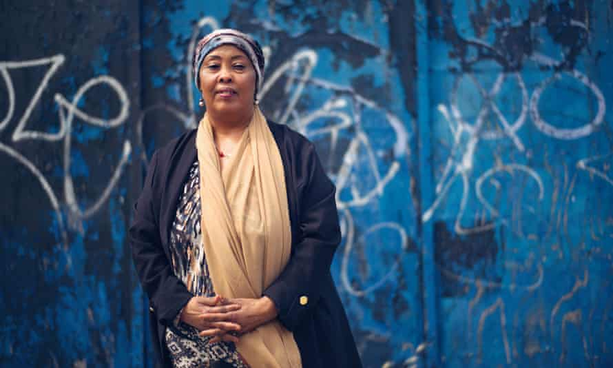 Rhoda Ibrahim has been working with Brent council to reach the Somali community