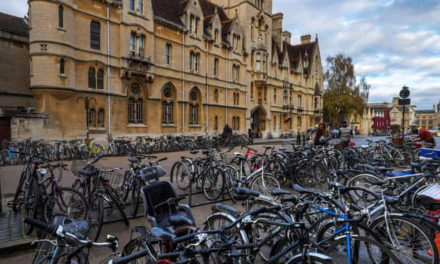 Balliol College, Oxford, where the JCR wanted the freshers' fair to be a 'secular space'.