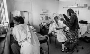Cancer in Kenya, Georgina Goodwin.