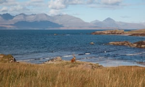 Kilmory Bay. Wild Guide Scotland