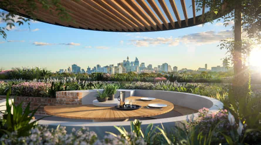 """DHA's Arkadia development, which is currently under construction, is inspired by the belief that """"functional seasonal landscapes"""" will generate a sense of community and enhanced wellbeing"""