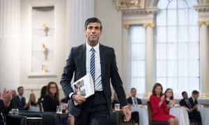 Financial and Professional Services Address in LondonChancellor of the Exchequer Rishi Sunak arrives to deliver his 'Mansion House' speech at the Financial and Professional Services Address, previously known as the Bankers dinner, at Mansion House in London.