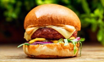 Born in Brixton: the Honest Burger.