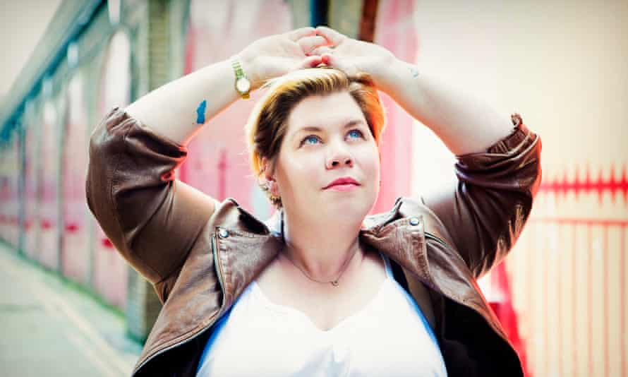 'There's a bond of trust': Katy Brand.