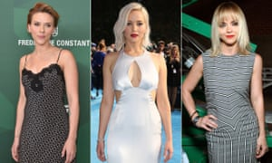 Scarlett Johansson, Jennifer Lawrence and Christina Ricci are all set to play Zelda Fitzgerald in the forthcoming productions The Beautiful and the Damned, Zelda and Z: The Beginning of Everything.