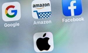 Tech firm logos