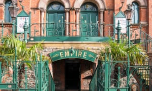 The Belfast Empire Music Hall exterior