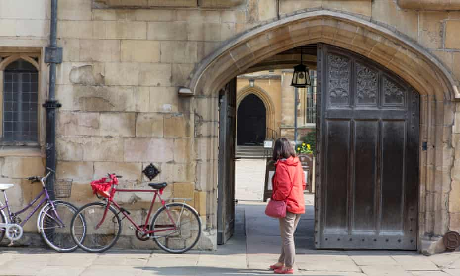 """Pembroke College claims the average pay for supervision is """"well above the living wage"""". Photograph: Graham Turner"""
