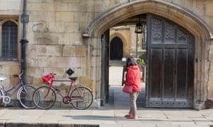Pembroke College in Cambridge.