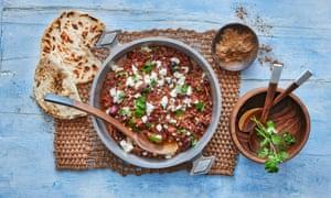 Somalia Bean Stew